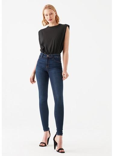 Mavi Alissa Super Gold Tencel Jean Pantolon Lacivert